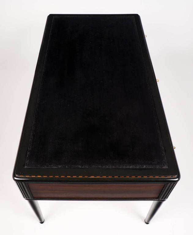 20th Century French Art Deco Desk in the Manner of André Groult For Sale