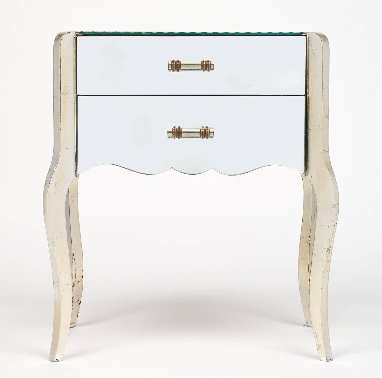 these are the side tables nightstands
