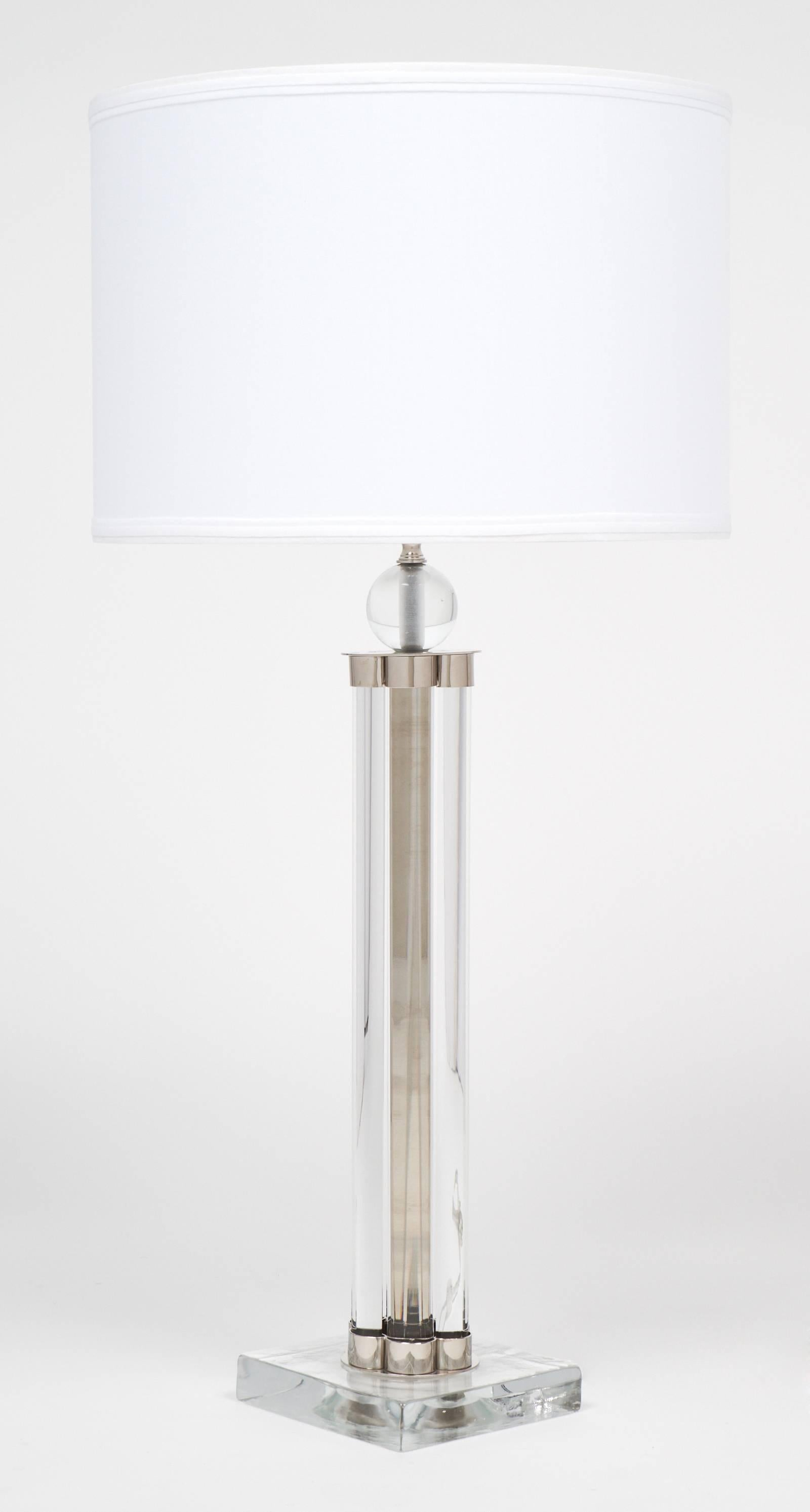 table master hayneedle lamps step zuo product lamp chrome cfm modern