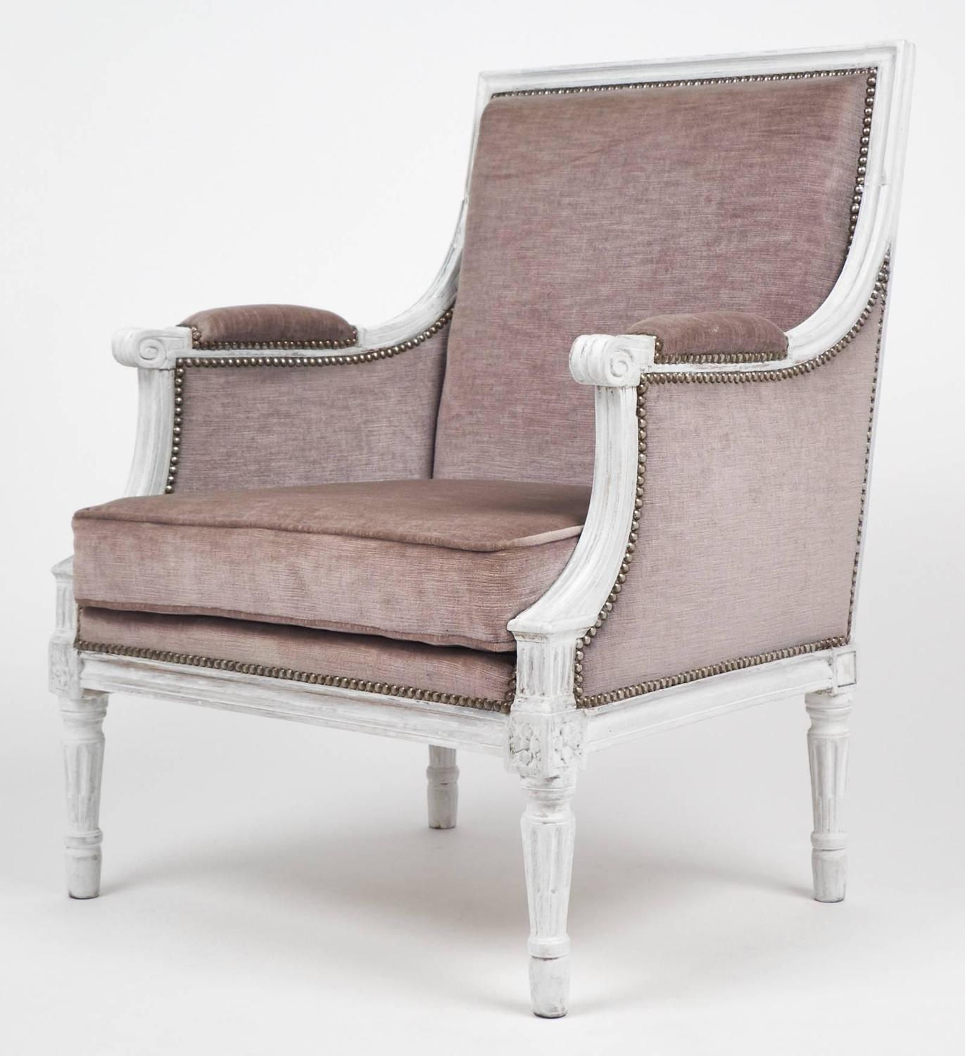 french louis xvi style lilac berg re at 1stdibs. Black Bedroom Furniture Sets. Home Design Ideas