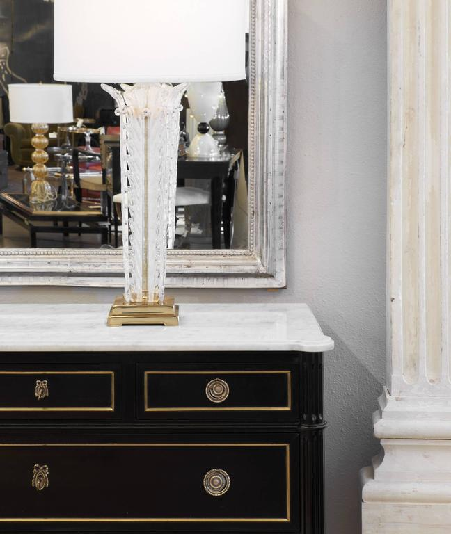 Carrara Marble-Top French Louis XVI Style Chest of Drawers 2