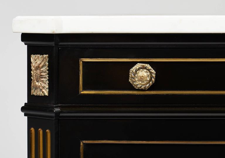 Louis XVI Style French Secretaire in the Style of Riesener 3