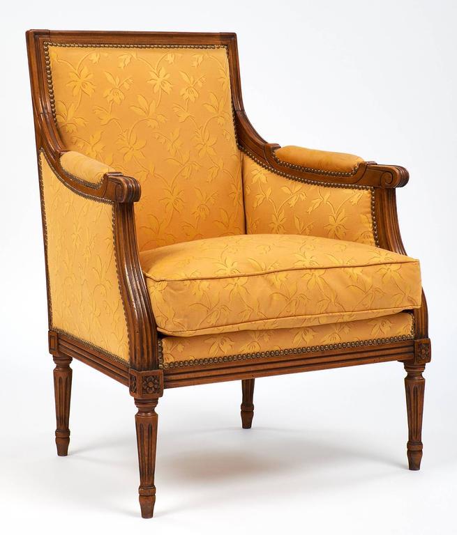 Louis XVI Style Vintage Bergères 4