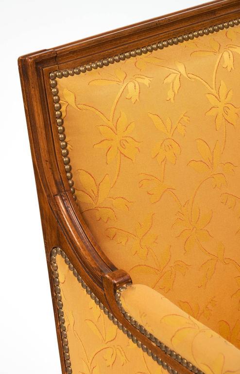 Louis XVI Style Vintage Bergères 6