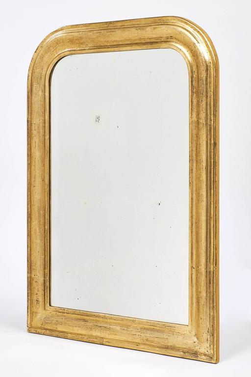 19th Century French Louis Philippe Mirrors In Good Condition In Austin, TX