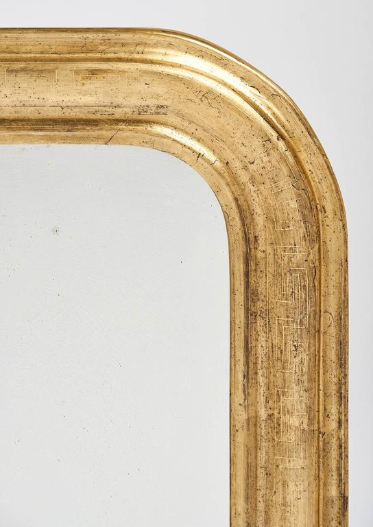 19th Century French Louis Philippe Mirrors 4
