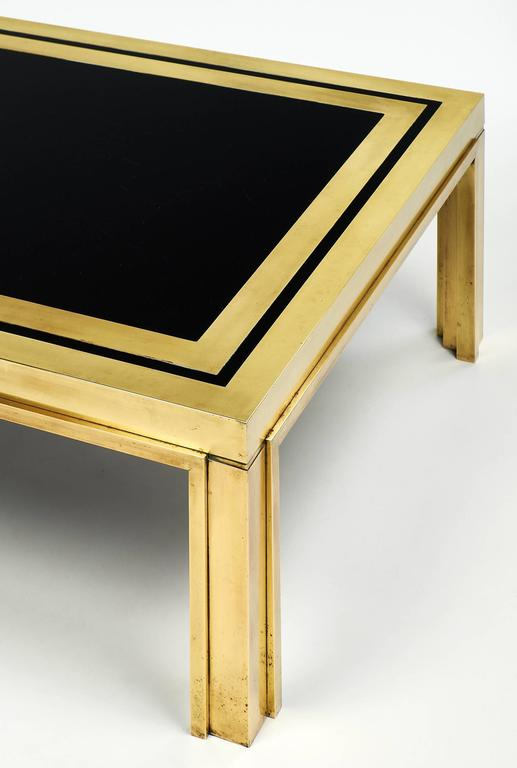 Modernist French Coffee Table by Pierre Cardin 2
