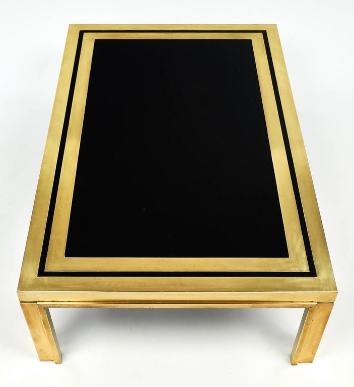 Modernist French Coffee Table by Pierre Cardin 4