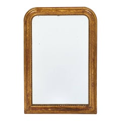 Louis Philippe Period Antique Mirror