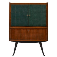 Midcentury Bar/Cabinet in the Manner of Ico Parisi
