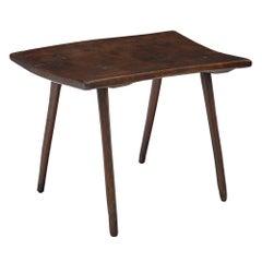 Wood Farm Italian Side Table