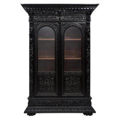 Renaissance Style French Armoire