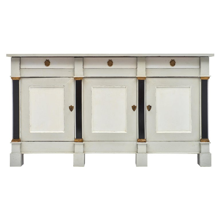 Antique French Directoire Style Buffet