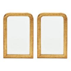 Louis Philippe Period Pair of Mirrors