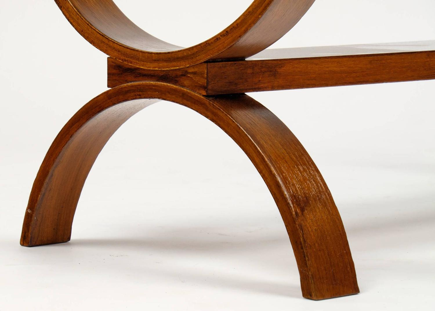 Midcentury Rosewood Coffee Table At 1stdibs
