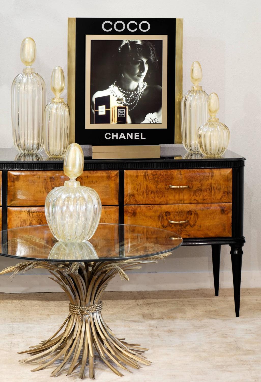 Incroyable Coco Chanel Perfume Lightbox Ad At 1stdibs