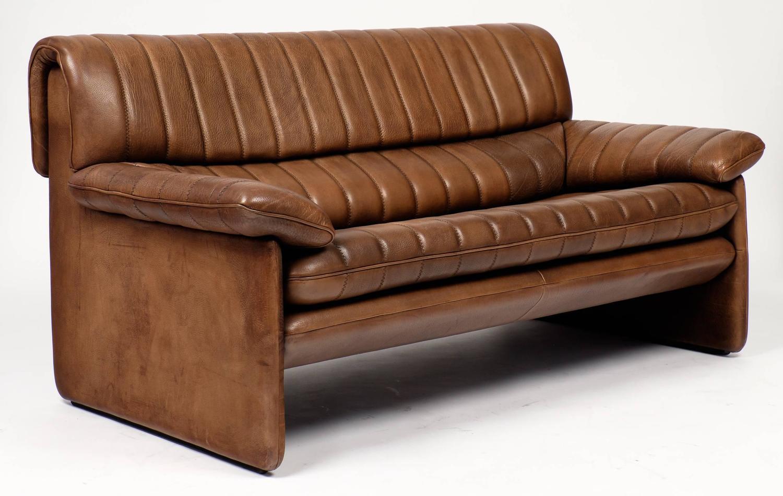 Vintage De Sede Ds 85 Soft Leather Sofa For Sale At 1stdibs