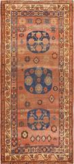 Beautiful Antique Shabby Chic Khotan Rug
