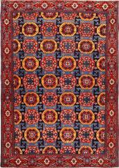 Beautiful Fine Antique Persian Senneh Rug