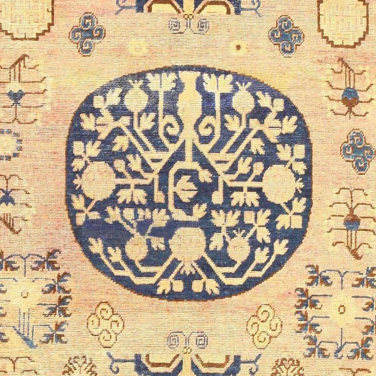 Antique Khotan Rug For Sale At 1stdibs