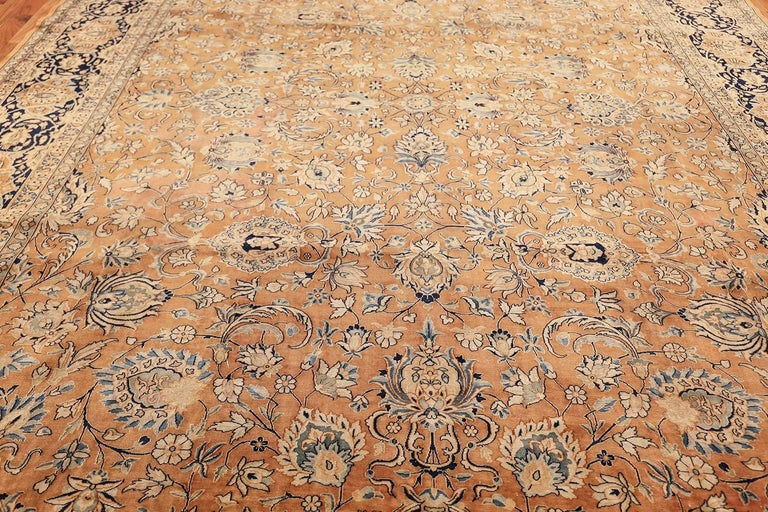 Antique Persian Kerman Carpet  For Sale 1