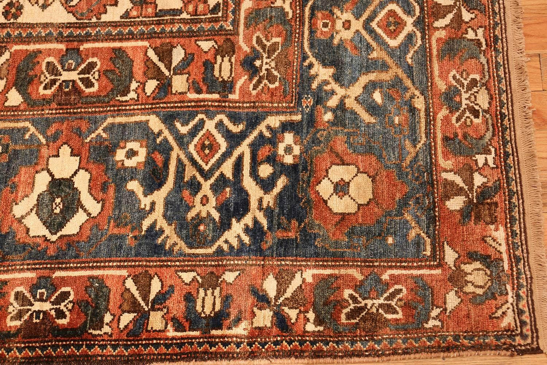 Large Tribal Geometric Antique Bakhtiari Persian Carpet For At 1stdibs