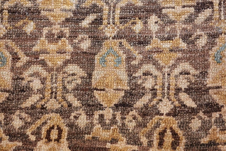 20th Century Antique Tribal Malayer Persian Rug For Sale