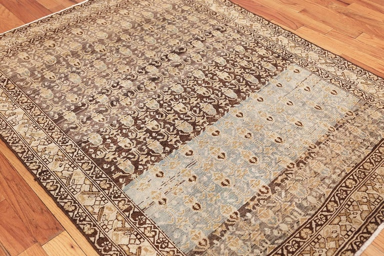 Antique Tribal Malayer Persian Rug For Sale 1