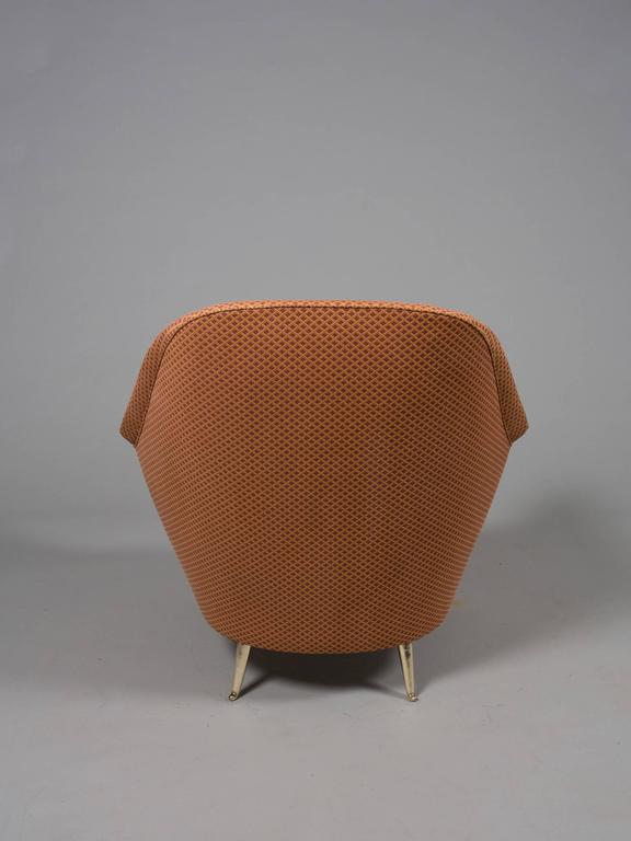 Mid-20th Century Mid-Century Italian Armchairs For Sale