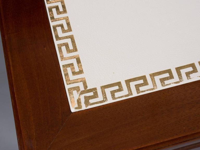 Jansen Neoclassical Style Bureau Plat 8