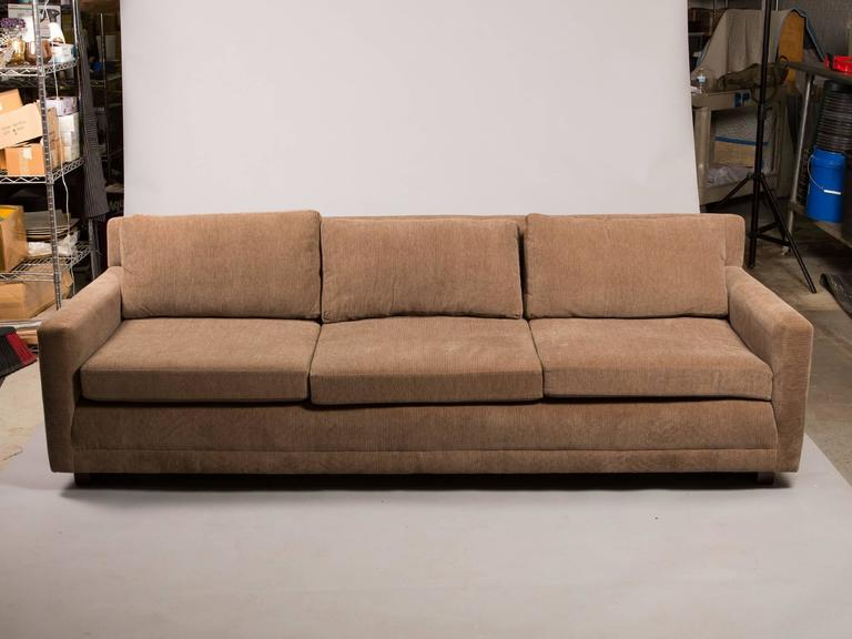 American Mid-Century Modern Couch For Sale