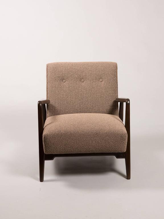 Jens Risom Open Armchair 3