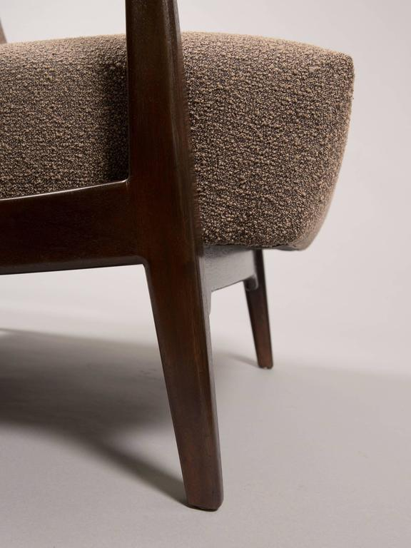Mid-20th Century Jens Risom Open Armchair For Sale