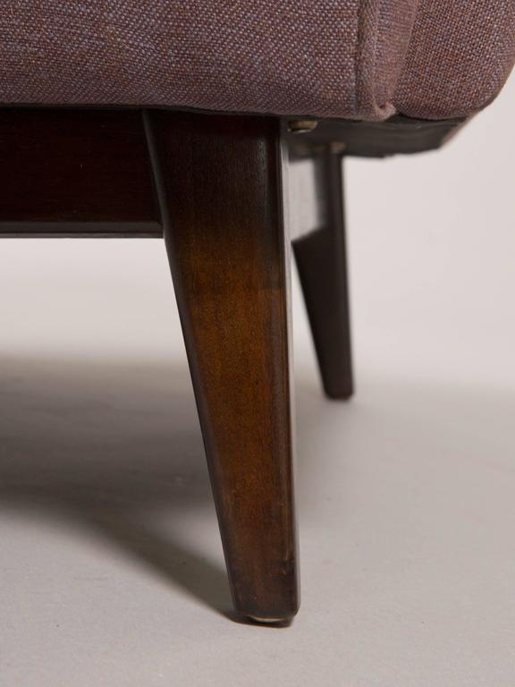 Mid-Century Armchair Attributed to Jens Risom In Excellent Condition For Sale In New York, NY