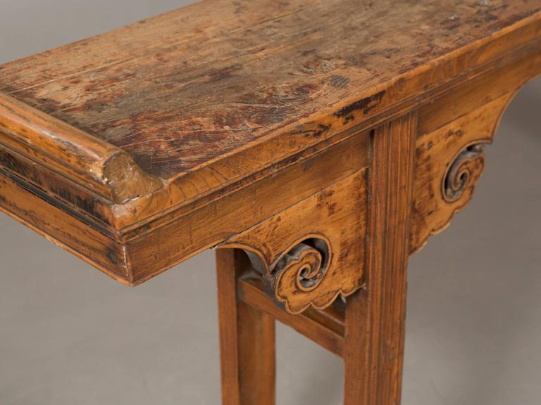 19th Century Chinese Altar Table 5