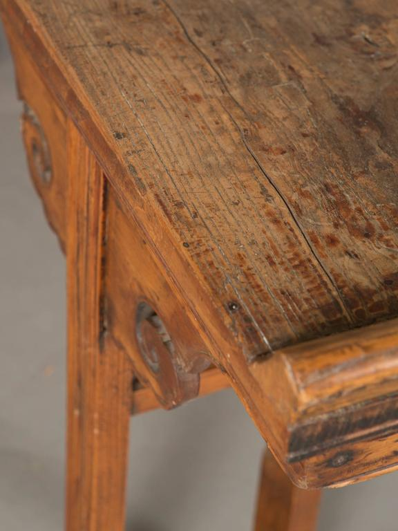 19th Century Chinese Altar Table 7