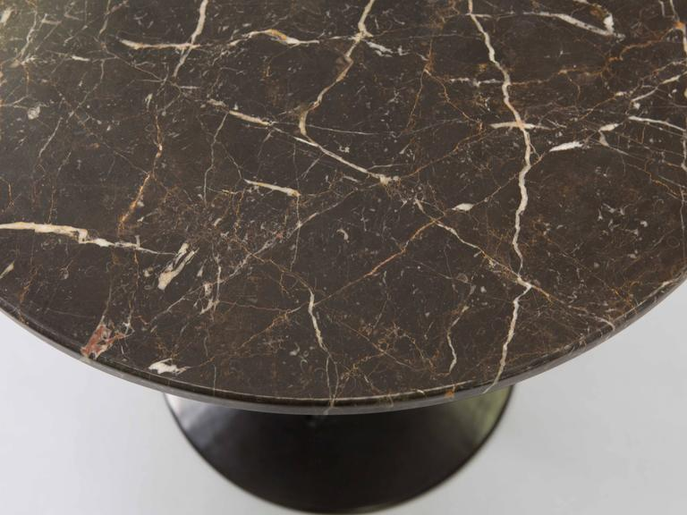 Isamu Noguchi Cyclone Table with Custom Black Marble Top 7