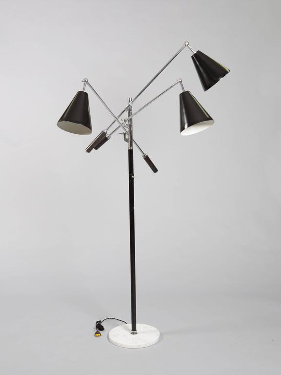 Triennale Floor Lamp, after a model by Arredoluce, circa 1967 2