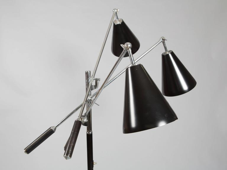 Triennale Floor Lamp, after a model by Arredoluce, circa 1967 3