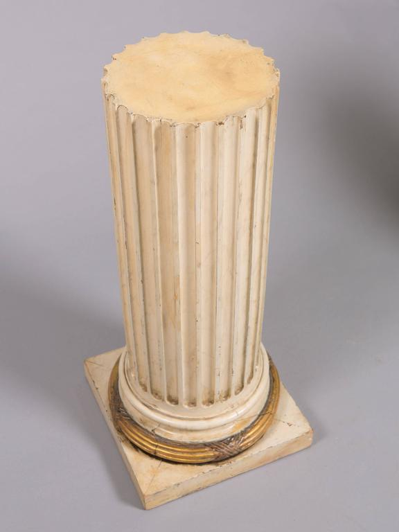 Pair of Classical Fluted Columns 6
