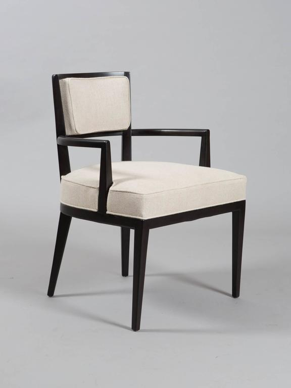 Pair of Tommi Parzinger Armchairs For Sale 2