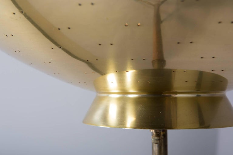 1950s Mid-Century Modern Italian Floor Lamp For Sale 3