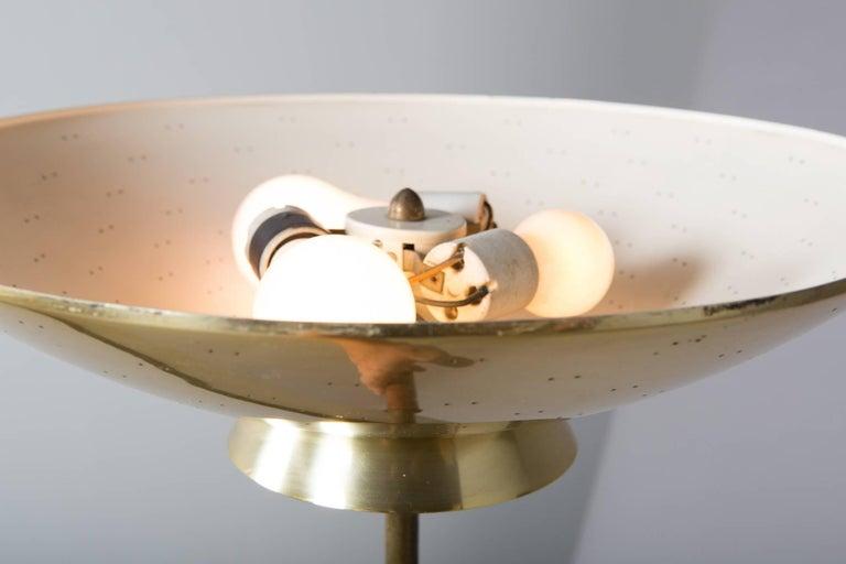 1950s Mid-Century Modern Italian Floor Lamp For Sale 4