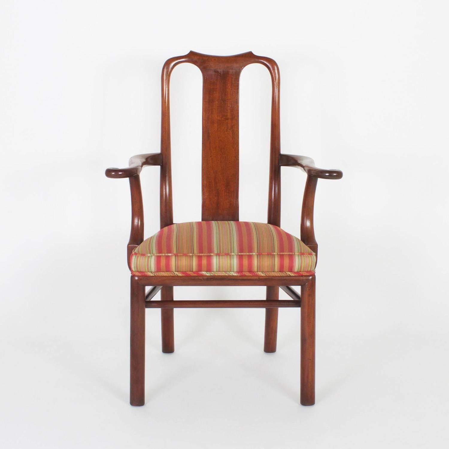 set of 18 modern asian queen anne dining chairs for sale at 1stdibs
