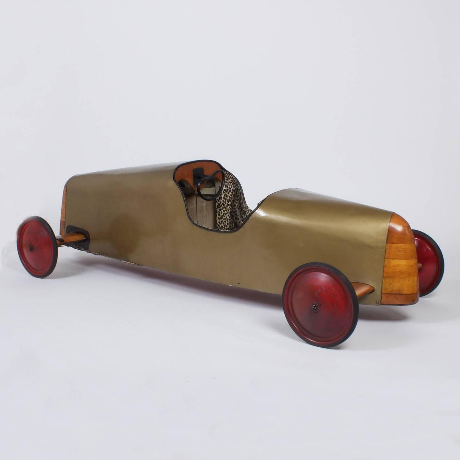 1950s Soap Box Derby Racing Car For Sale At 1stdibs