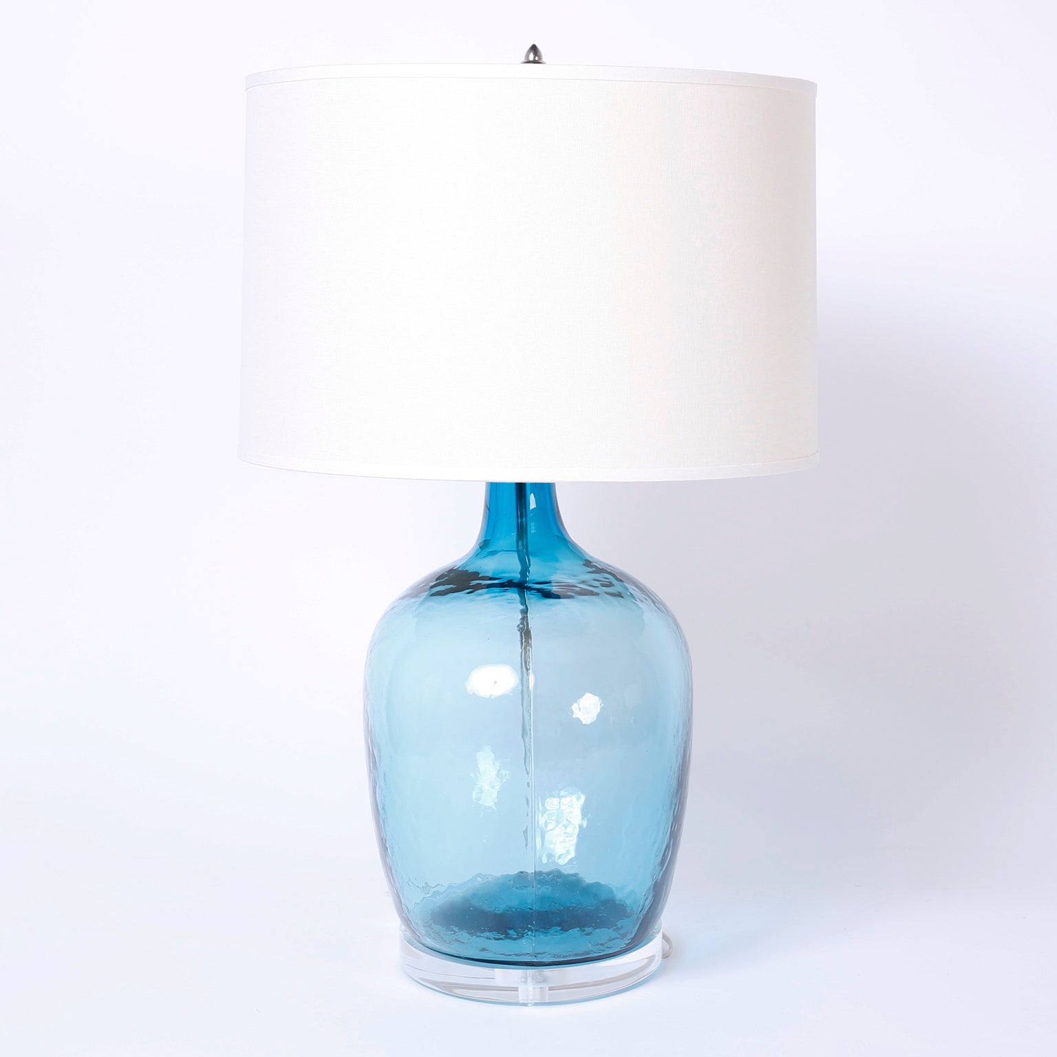 star atomic vintage aqua lamp chairish product shade