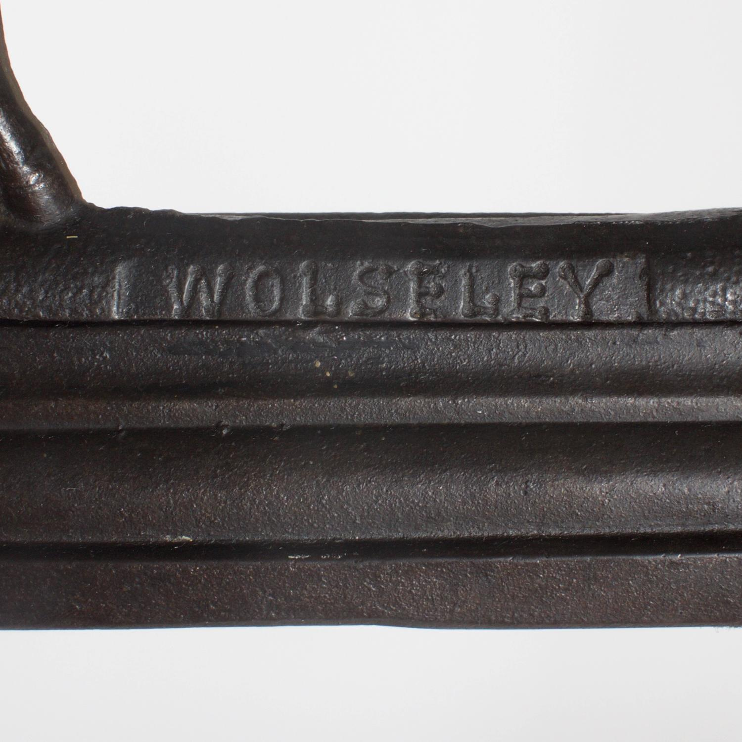 Wolseley Horse And Rider Door Stop For Sale At 1stdibs