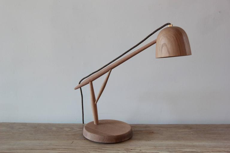 Attrayant American Sasaki Task Table Lamp For Sale