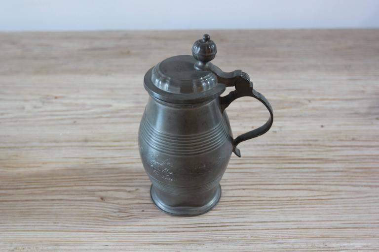 Various Pewter Steins  For Sale 1