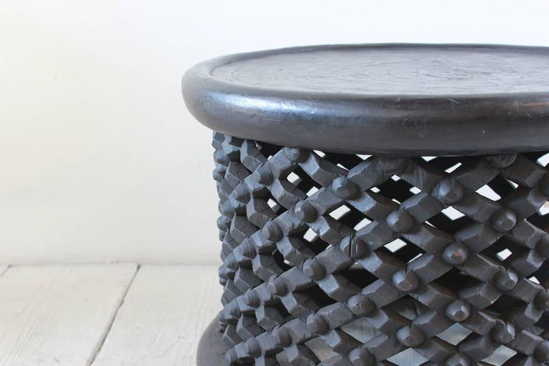 African Drum Table 3